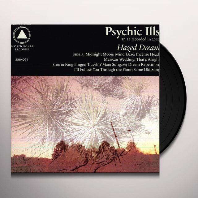 Psychic Ills HAZED DREAM Vinyl Record