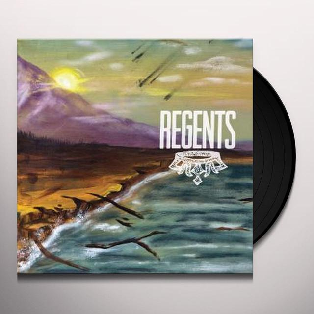 Regents ON BOARDING / CINDER MACHINE Vinyl Record - MP3 Download Included