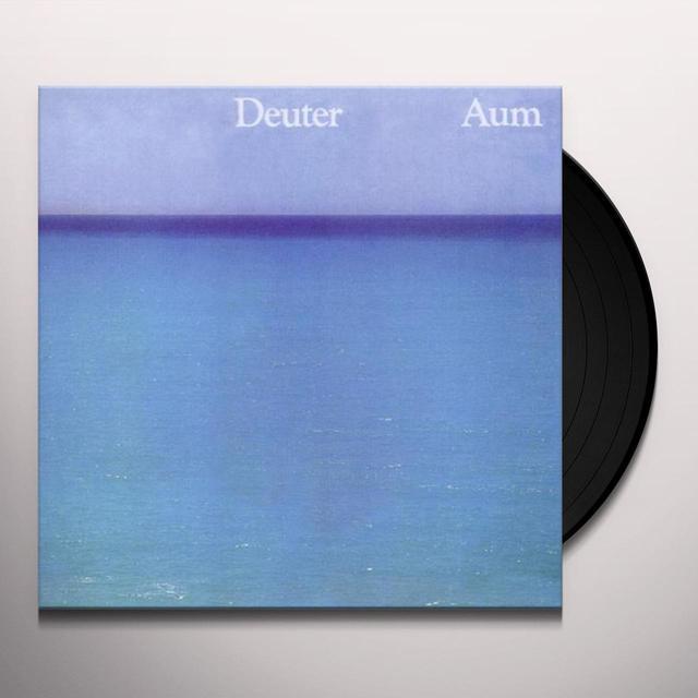 Deuter AUM Vinyl Record