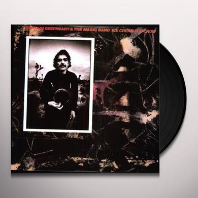 Captain Beefheart & His Magic Band ICE CREAM FOR CROW Vinyl Record - 180 Gram Pressing