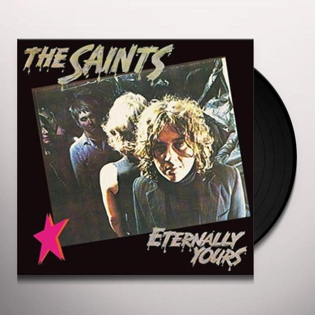 The Saints ETERNALLY YOURS Vinyl Record - 180 Gram Pressing