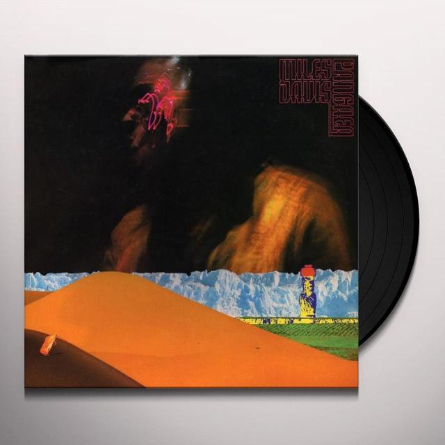 Miles Davis PANGAEA Vinyl Record - 180 Gram Pressing