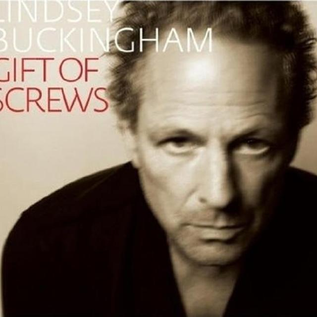Lindsey Buckingham GIFT OF SCREWS Vinyl Record - w/CD, 180 Gram Pressing