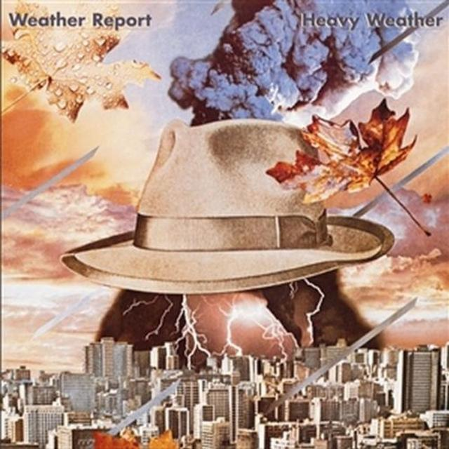 Weather Report HEAVY WEATHER Vinyl Record - Limited Edition, 180 Gram Pressing