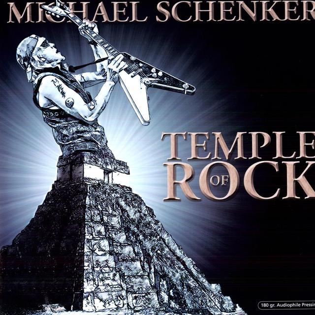 Michael Schenker TEMPLE OF ROCK Vinyl Record