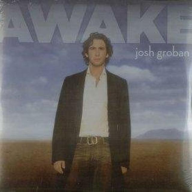 Josh Groban AWAKE Vinyl Record