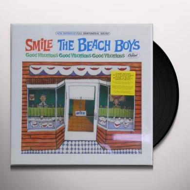 The Beach Boys SMILE SESSIONS Vinyl Record