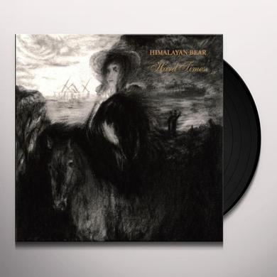 Himalayan Bear HARD TIMES Vinyl Record