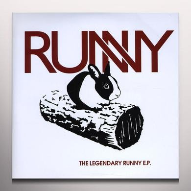 LEGENDARY RUNNY  (EP) Vinyl Record - Colored Vinyl, Limited Edition