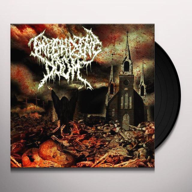 Impending Doom NAILED DEAD RISEN Vinyl Record