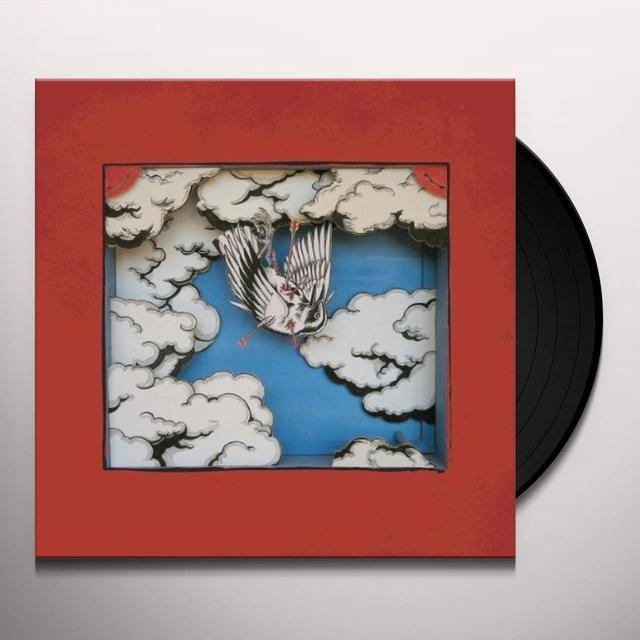 Kid Dakota LISTEN TO THE CROWS AS THEY TAKE FLIGHT Vinyl Record