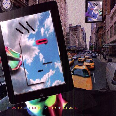 James Ferraro FAR SIDE VIRTUAL Vinyl Record
