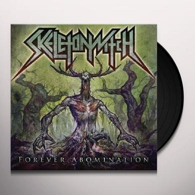 Skeletonwitch FOREVER ABOMINATION Vinyl Record - Digital Download Included