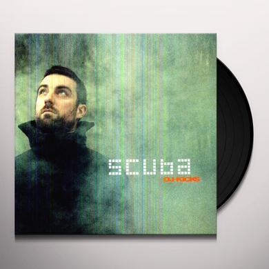 Scuba DJ-KICKS Vinyl Record