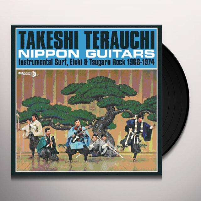Takeshi Terauchi NIPPON GUITARS Vinyl Record