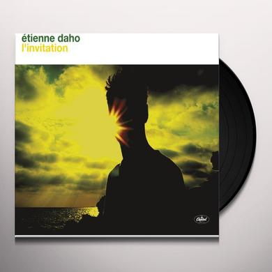 Étienne Daho L'INVITATION  (GER) Vinyl Record - Remastered