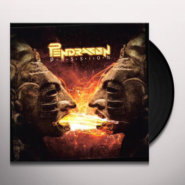 Pendragon PASSION Vinyl Record