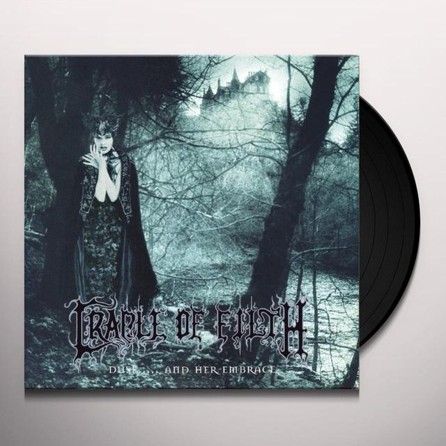 Cradle Of Filth DUSK & HER EMBRACE Vinyl Record - 180 Gram Pressing