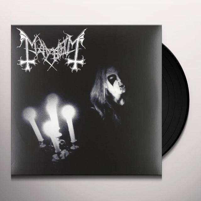 Mayhem LIVE IN LEIPZIG (OGV) (Vinyl)