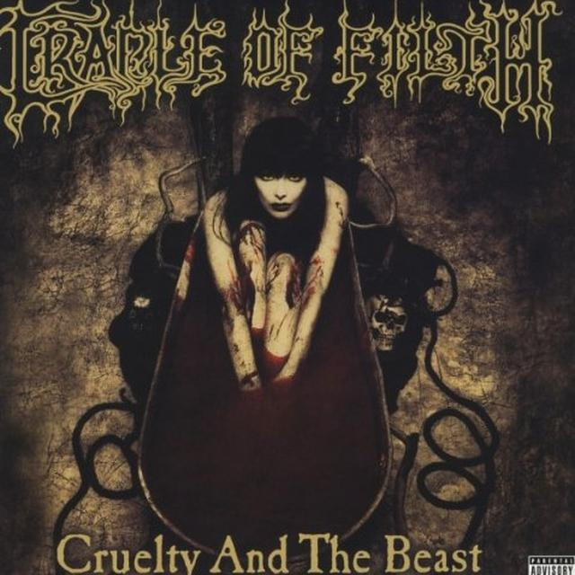Cradle Of Filth CRUELTY & THE BEAST (OGV) (Vinyl)