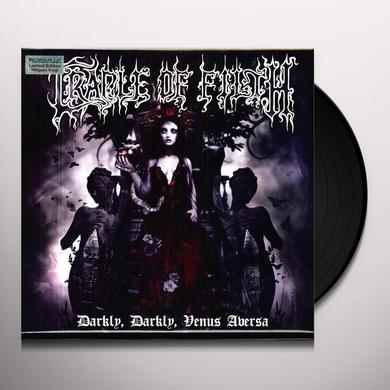 Cradle Of Filth DARKLY DARKLY VENUS AVERSA Vinyl Record - 180 Gram Pressing
