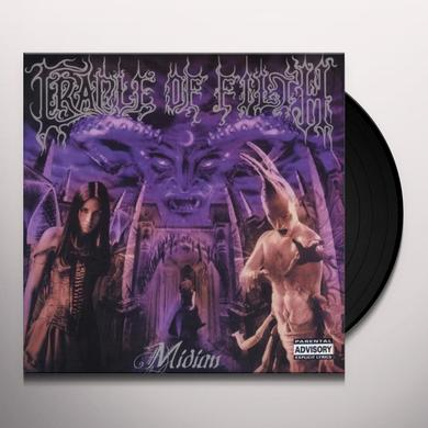Cradle Of Filth MIDIAN Vinyl Record - 180 Gram Pressing