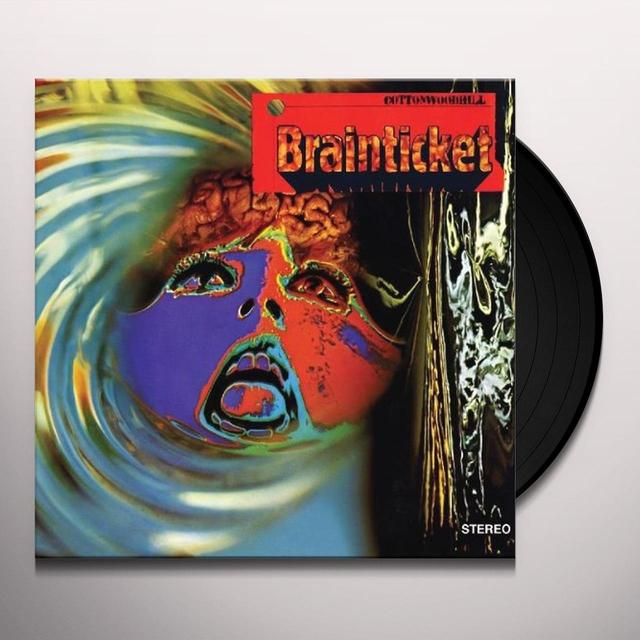 Brainticket COTTONWOODHILL Vinyl Record - Limited Edition, Reissue