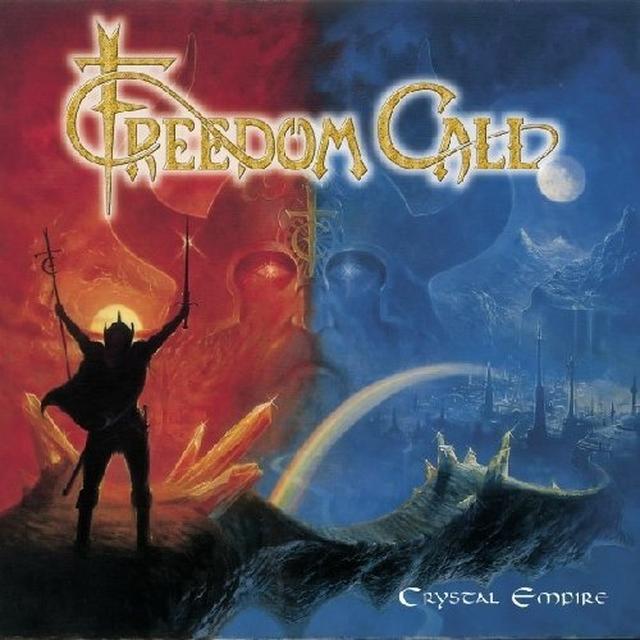 Freedom Call CRYSTAL EMPIRE Vinyl Record