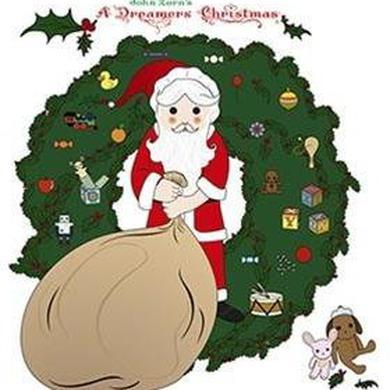 John Zorn DREAMERS CHRISTMAS Vinyl Record