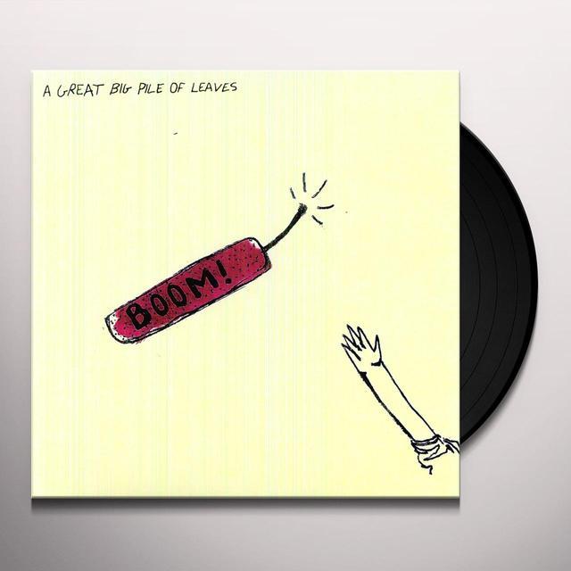 A Great Big Pile BOOM Vinyl Record -