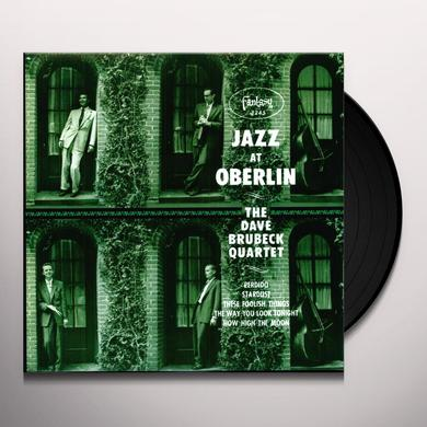 Dave Brubeck JAZZ AT OBERLIN Vinyl Record
