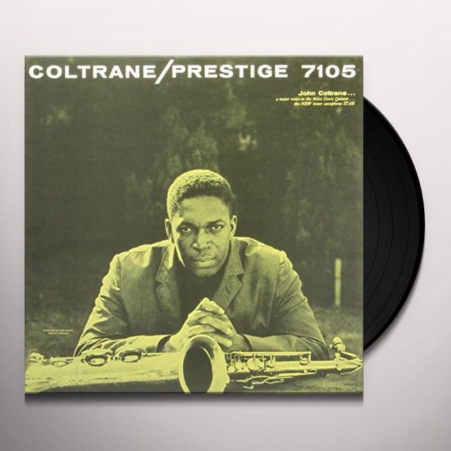 John Coltrane COLTRANE Vinyl Record