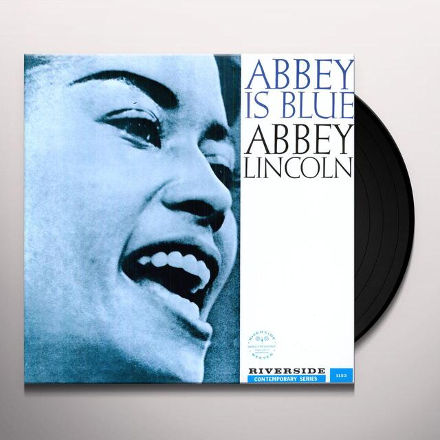 Abbey Lincoln ABBEY IS BLUE Vinyl Record