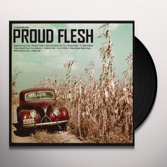 Husband&Wife PROUD FLESH Vinyl Record