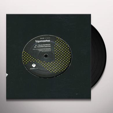 Tripmastaz HOUSE SYNDROME (EP) Vinyl Record