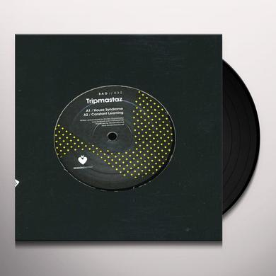 Tripmastaz HOUSE SYNDROME Vinyl Record