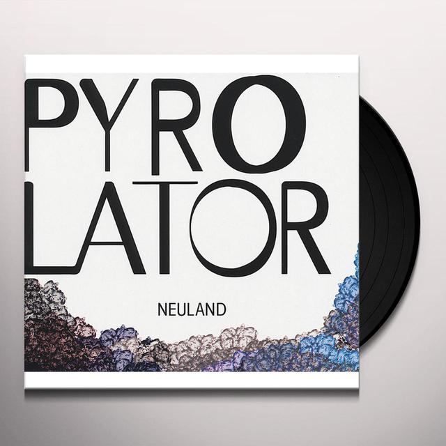 Pyrolator NEULAND Vinyl Record