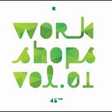Phil Kieran / Jochem Paap WORKSHOPS 1 Vinyl Record