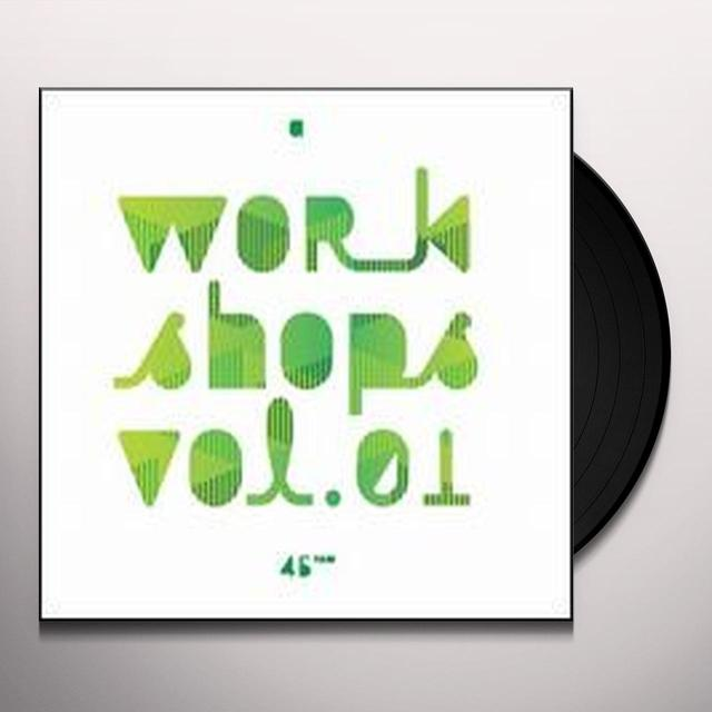 Phil Kieran / Jochem Paap WORKSHOPS 1 (EP) Vinyl Record