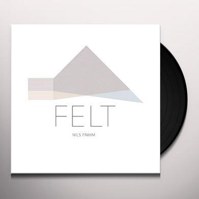 Nils Frahm FELT Vinyl Record