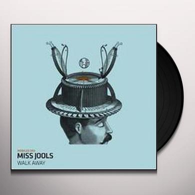Miss Jools WALK AWAY (EP) Vinyl Record