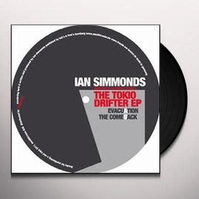 Ian Simmonds TOKIO DRIFTER (EP) Vinyl Record
