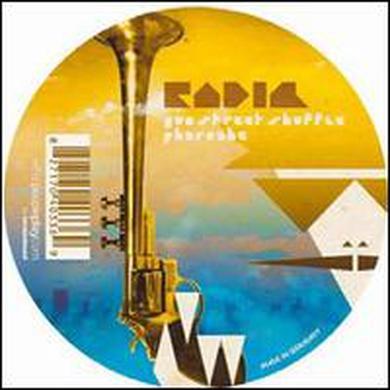 Radiq GUN STREET SHUFFLE Vinyl Record