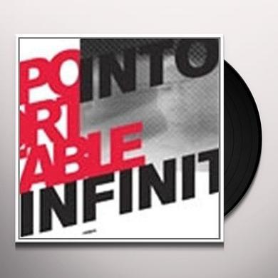 Portable INTO INFINITY Vinyl Record
