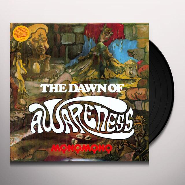 Monomono DAWN OF AWARENESS Vinyl Record