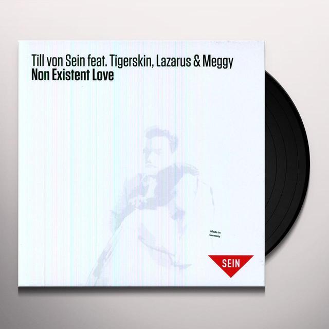 Till Von Sein NON EXISTENT LOVE Vinyl Record