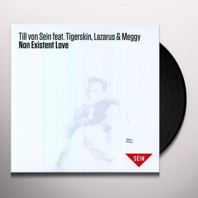 Till Von Sein NON EXISTENT LOVE (EP) Vinyl Record