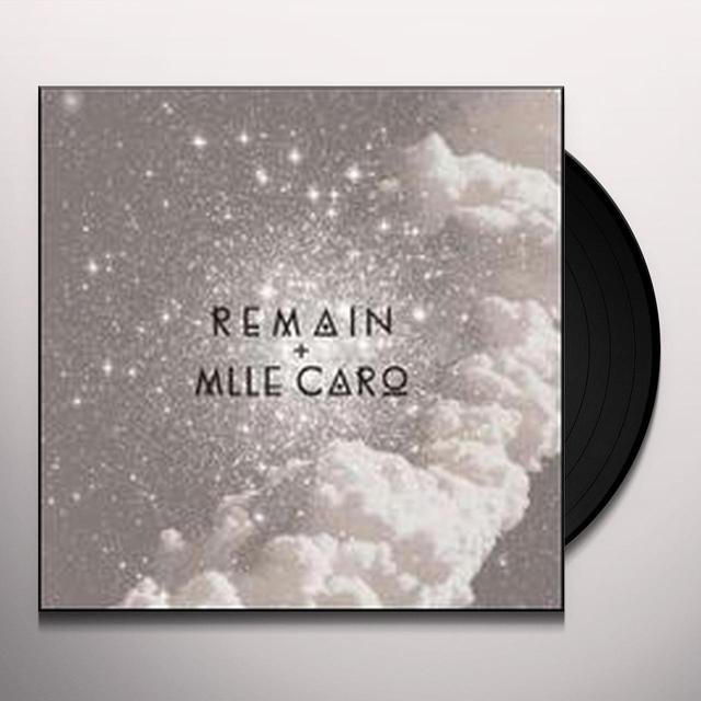 Remain / Mlle Caro HEAT / ROGUE (EP) Vinyl Record