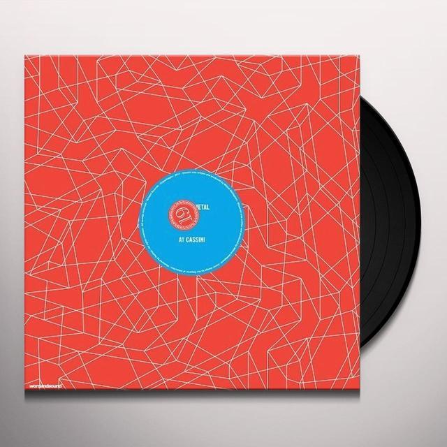 Mikkel Metal CASSINI / MAZURSKI Vinyl Record