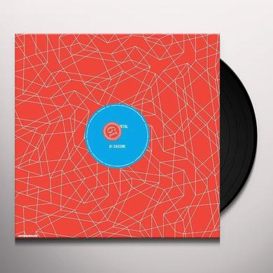 Mikkel Metal CASSINI / MAZURSKI (EP) Vinyl Record